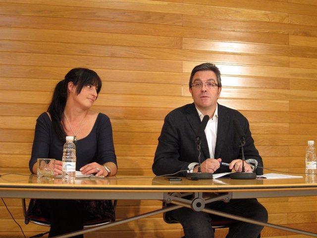 Julián San Martín y Patricia Acha dejan UPyD