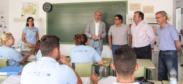 Conejo y Vargas (PSOE) en Pizarra