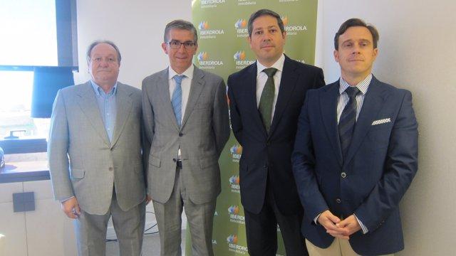 Presentación del estudio de Iberdrola Inmobiliaria sobre la vivienda en Santande