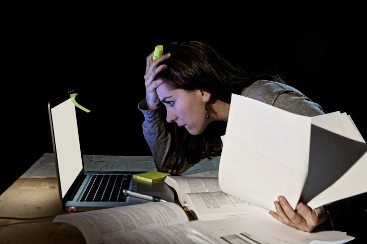 Cómo detectar la ansiedad ante los exámenes