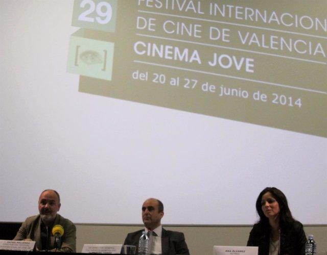 Presentación de la 29 edición de Cinema Jove