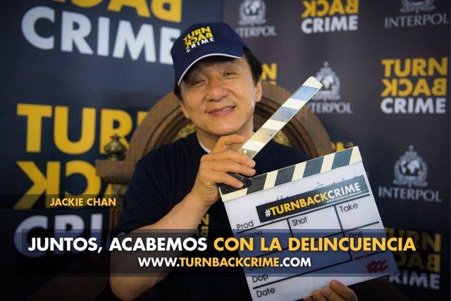 Jackie Chan - TurnBackCrime