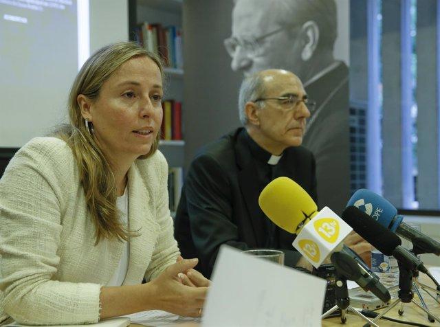 Portavoz del Comité Organizador beatificación Álvaro del Portillo