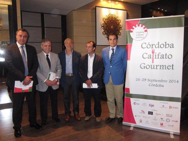 Presentación del evento 'Córdoba Califato Gourmet'