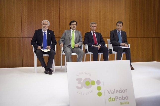 Celebración del 30 aniversario del Valedor