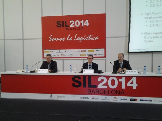 El Consejero Delegado De Prodeca, Jordi Bort, En El SIL