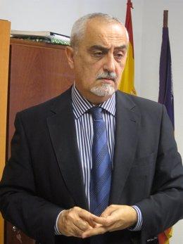 Francisco Martínez Espinosa, juez decano de Palma