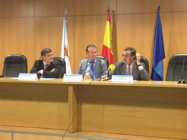 Presentación en A Coruña del Seminario 'Pesca Marítima y Biología'
