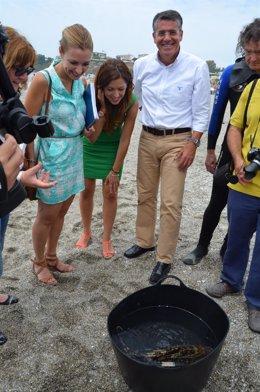 Día Mundial medio Ambiente Playas Diputada Marina Bravo