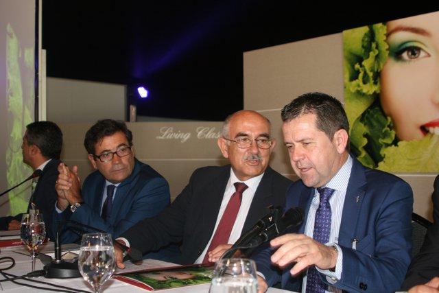 El presidente de la Comunidad clausura la Asamblea General de Proexport