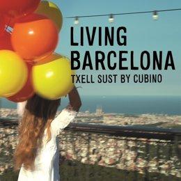 Portada 'Living Barcelona'