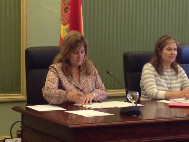La consellera de Educación, Cultura y Universidades, Joana Maria Camps
