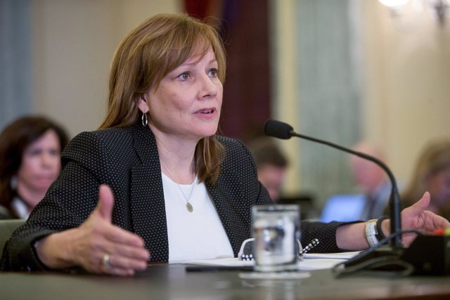 Mary Barra (GM)