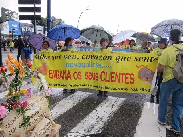 Preferentistas de Vigo-Val Miñor se despiden