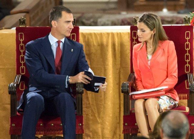 Príncipe de Asturias felipe nuevo rey