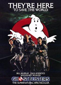Los Cazafantasmas ( Ghostbusters)