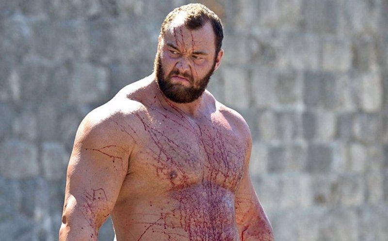 Juego de tronos: La Montaña se transforma en el increíble Hulk