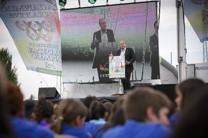 Más de 2.800 deportistas participan este fin de semana en Mérida en las Olimpiadas Escolares de Extremadura