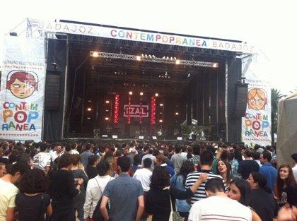 El festival Contempopránea reúne a más 5.000 personas en su primera jornada en la Alcazaba de Badajoz