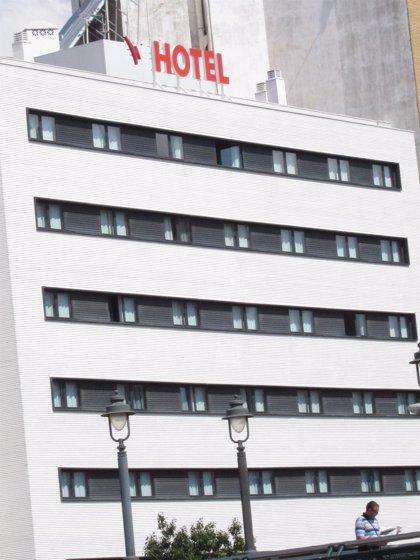 La capital reúne casi el 10% de las plazas hoteleras de la provincia y el 16% de los establecimientos