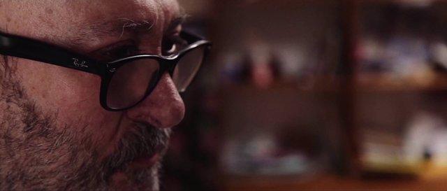 Fotograma del cortometraje 'Cierto Desconfort'.