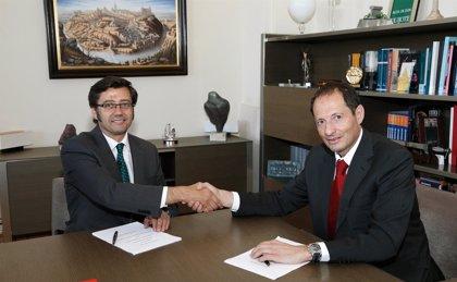 Junta firma operaciones de refinanciación de deuda