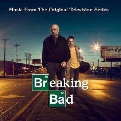 Un disco recopila la música de 'Breaking Bad'