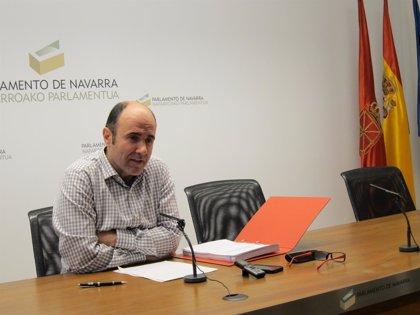 Geroa Bai pregunta a Barcina sobre la eurorregión Aquitania-CAV