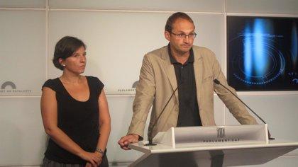 """ICV-EUiA pide a CiU que se posicione a favor del """"derecho a decidir"""" la monarquía"""