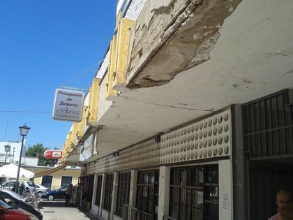 Junta Municipal de Distrito Norte aprueba una propuesta del PSOE para rehabilitar el mercado de San Jerónimo