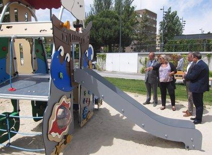 Valladolid, primera ciudad en instalar un columpio 'smart'
