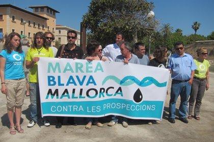 Palma acogerá este sábado una concentración contra las prospecciones