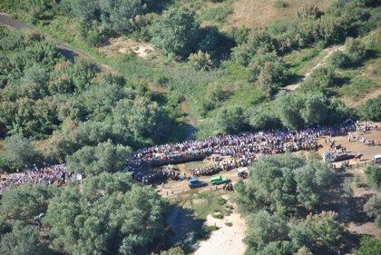 Atendidas casi 700 asistencias sanitarias en la romería del Rocío