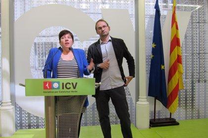 """Rey.- ICV-EUiA pide a CiU que se posicione a favor del """"derecho a decidir"""" sobre la monarquía"""