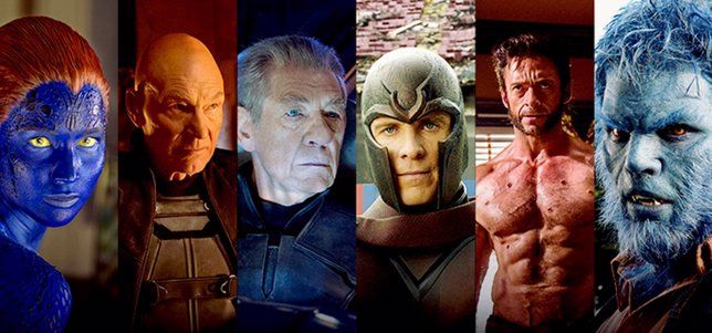 X-Men: Días Del Futuro Pasado (X-Men: Days Of Future Past)