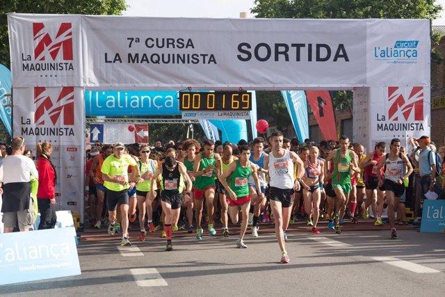 VII Carrera por la Integración en Barcelona
