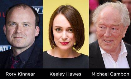 The Casual Vacancy, la serie de J.K. Rowling, ya tiene protagonistas