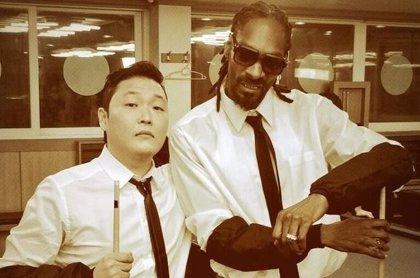 Psy y Snoop Dogg presentan Hangover