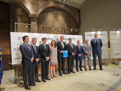 El Hospital Universitario Infanta Cristina de Badajoz recibe el sello a la calidad sanitaria AQ Qualitatem
