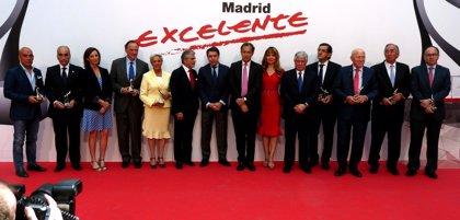 Hospital Universitario Quirón Madrid recibe el premio 'Madrid Excelente' a la confianza de los clientes