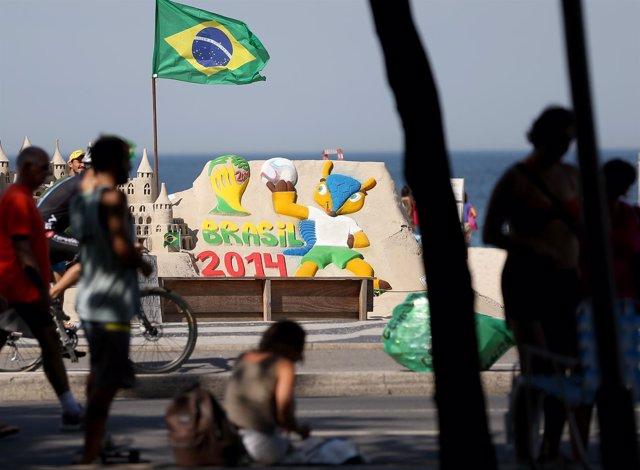 Rio de Janeiro, Mundial de Brasil