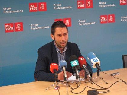 El PSdeG no pedirá a Val Alonso su escaño en el Parlamento salvo que sea objeto de juicio