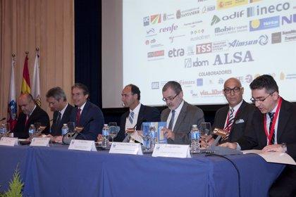 Diego aboga por mejorar el ferrocarril Santander-Palencia
