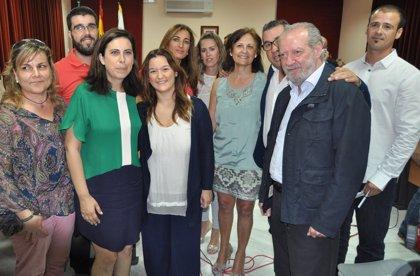 La socialista Estela Garzón es investida nueva alcaldesa de Gerena