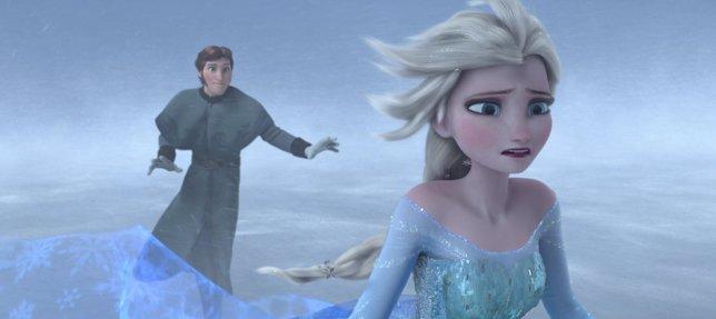 Fragmento de Frozen