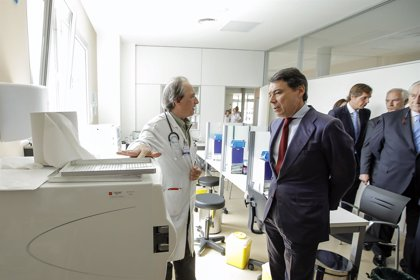"""González dice que el Hospital de Collado Villalba abrirá en los """"próximos meses"""""""