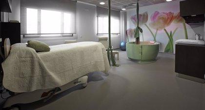 El Hospital de Manises inaugura la primera 'Casa de Partos' integrada en un hospital de la red pública