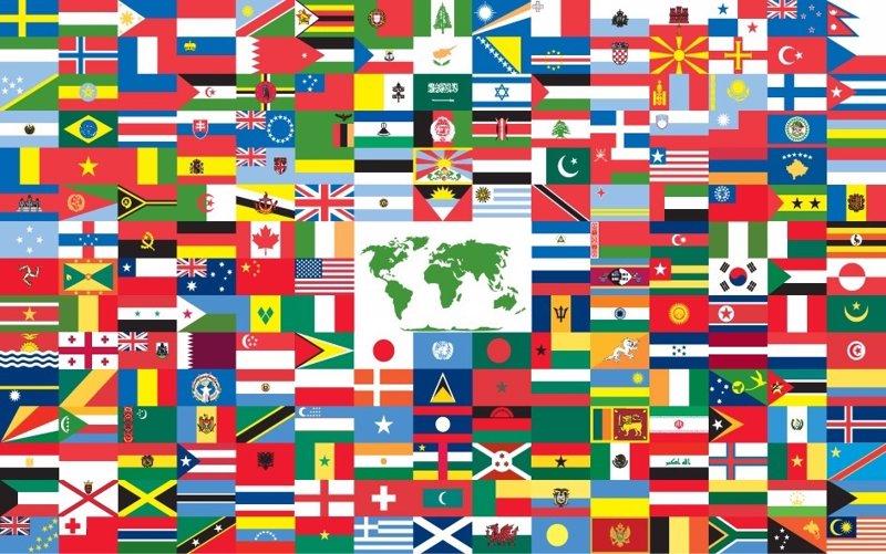 Elige la bandera de tu equipo para el Mundial 14' y ponla en Twitter