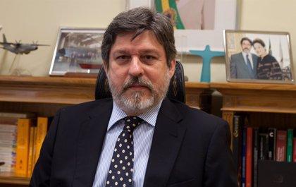 El Embajador de Brasil en España da la bienvenida a los aficionados de todo el mundo