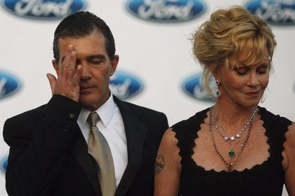 """Antonio Banderas y Melanie Griffith, su divorcio """"tardío"""""""